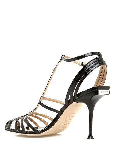 Sergio Rossi Sandalet Siyah
